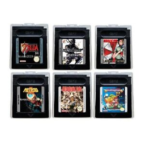 GBC-Cartridge-Console-Zelda-Link-039-s-Awakening-Metal-Gear-Solid-English-language