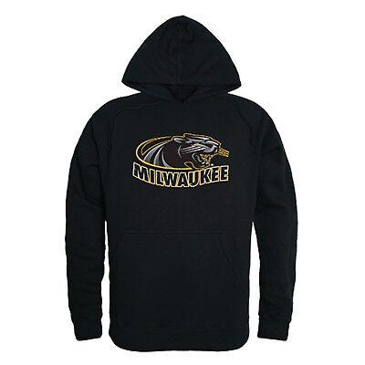 University Of Wisconsin Milwaukee Panther Hoodie College Sweatshirt S M L XL 2XL