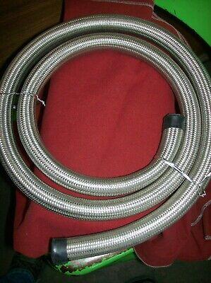 Spectre Performance 3//4 x 4 Stainless Steel Flex Heater Hose Kit SPE-39798 39798