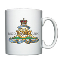 Royal Regiment of Artillery Personalised Mug / Cup *