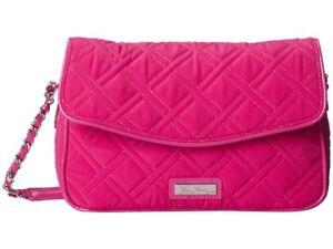 Womens Chain Shoulder Bag Fuchsia One Size Vera Bradley woBVVU5aFT