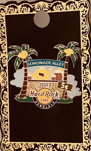Hard-Rock-Cafe-HONOLULU-2012-LEMONADE-ALLEY-PIN-Lemon-Cartoon-Guy-Serving-68323