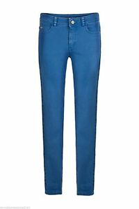 Cop-copine-Trousers-Skinny-Jeans-Strechy-034-BRUGES-034-Size-36fr-Blue