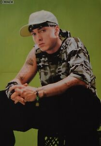 EMINEM-A3-Poster-ca-42-x-28-cm-Clippings-Fan-Sammlung-NEU