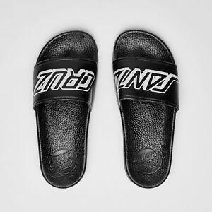 City Beach Santa Cruz Womens Classic Striped Slide Sandals