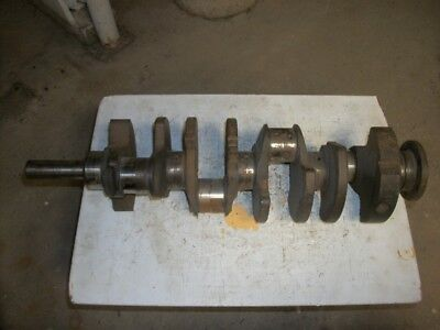 Old Ford Y Block Y Block 292 272 Yblock Crankshaft Ec46 Crank