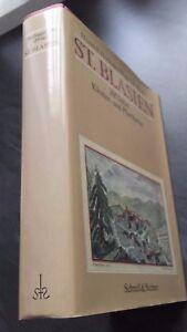 St. Blasien Verlag 1983 Zurich Rápido Y Steiner Demuestra Con Chaqueta IN 8 Tbe