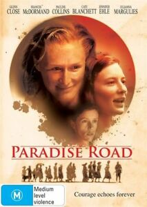 Paradise-Road-DVD-Region-4-Glenn-Close-Cate-Blanchett