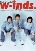 W-inds 'W-inds' Photo Collection Book