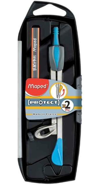 [Ref:121651] MAPED Coffret compas Protect Origin 130 mm pour
