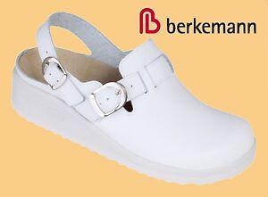 Berkemann-Arbeits-Berufs-Gastronomie-Pflege-Praxis-Kuechen-Schuhe-Leder-div-Gr