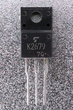 Toshiba 2SK2679 K2679 N-Channel MOSFET 400V 5.5A