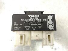 98 00 99 Volvo S70 v70 oem radiator cooling fan 2 speed fan relay 9442934