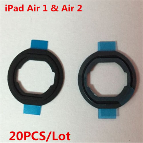 for iPad Mini 1 2 3 /& Air 1 2 Home Button Rubber Gasket Wholesale iPad 5 6