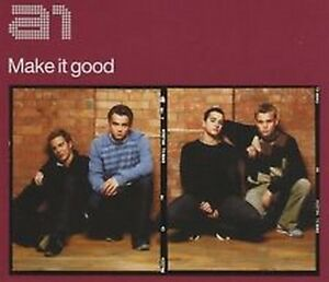 010 A1  Make It Good CD Single Part 2 - Aberdeen, United Kingdom - 010 A1  Make It Good CD Single Part 2 - Aberdeen, United Kingdom
