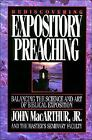 MacArthur Resource Library: Rediscovering Expository Preaching by Masters College Faculty Staff, Master's Seminary Faculty Staff and John F., Jr. MacArthur (1992, Hardcover)