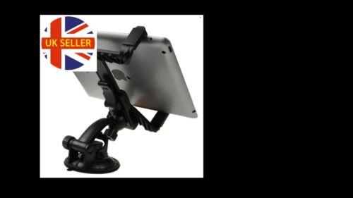 iPad Holder Sat Nav Holder Tablet Holder Fully Adjustable Suction Pad