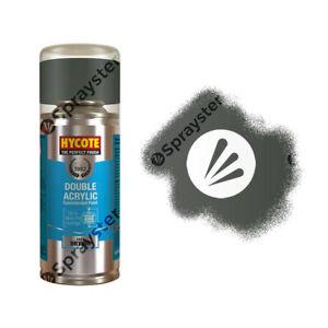 Details About Hycote Rover Gunmetal Metallic Spray Paint Enviro All Purpose Can Xdrv402