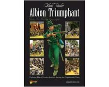 Black Powder, Albion Triumphant, Volume 2, Supplement, English