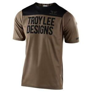 Troy-Lee-Designs-Skyline-Jersey-Black-Walnut-Black-Large