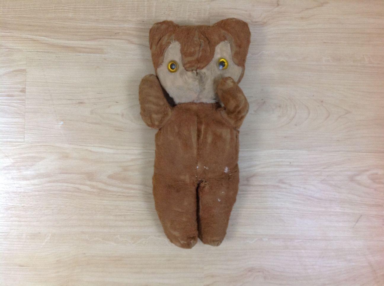 RARE Jahr ANTIQUE TEDDY BEAR