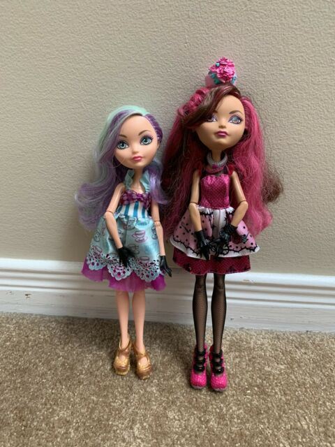 Ever After High Hat-tastic Madeleine And Briar