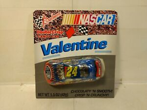 Racing-other Sports Mem, Cards & Fan Shop Nascar Jeff Gordon #24 Dupont Palmer Chocolate Valentine Tarjetas T2940