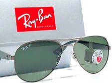 5ae99d1ce9 item 6 NEW  Ray Ban Gunmetal 59mm Aviator POLARIZED Green Lens Sunglass RB  3523 029 9a -NEW  Ray Ban Gunmetal 59mm Aviator POLARIZED Green Lens Sunglass  RB ...