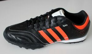 1a200d6d9 Adidas 11 Pro Nova TRX FG Turf Black Leather Soccer Cleats Football ...