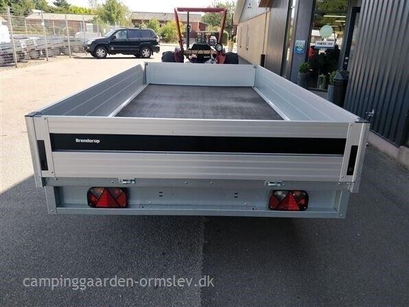 Trailer, Brenderup 1800/2000/2500/3000 kg, lastevne
