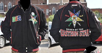 Order of the Eastern Star jacket