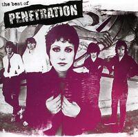 Penetration - Best Of Penetration [new Cd] on Sale