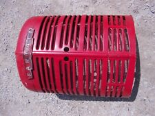 Farmall M Mv Ih Tractor Original Nose Cone Grill With Screen Amp Emblem Amp Insert