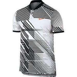 NIKE RF ADVANTAGE PREMIER TENNIS POLO-FEDERER 2017 SHIRT-2XL-830905 ... 76bf9437a8e4