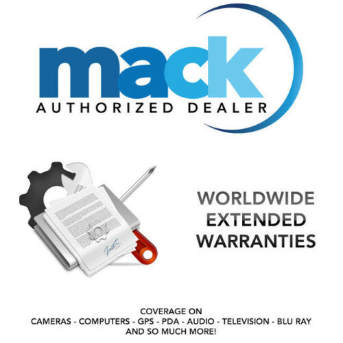 Mack 1050 3 YR TV Warranty In Home Service for TVs Priced $750 To $1000