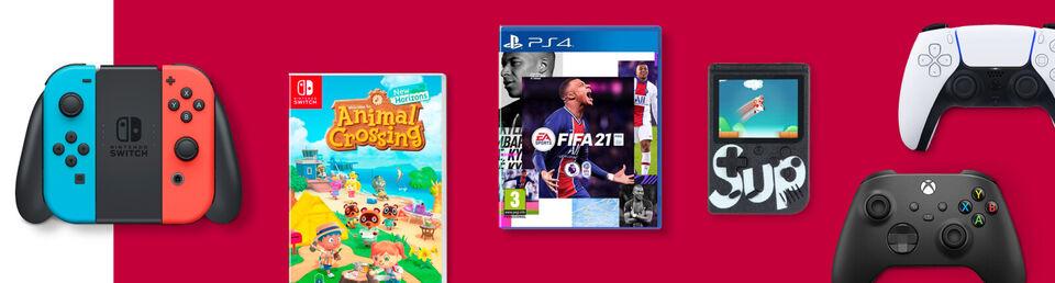 Shopping - Videogiochi  & Console