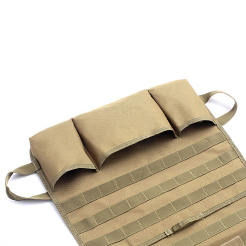 Details about  /Car Back Seat Organizer Tactical Accessories Army Molle Pouch Storage Tidy Bag