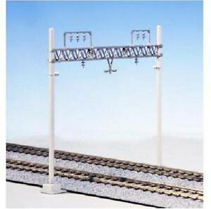 Kato-5-051-Catenaire-Voie-Double-Catenary-Double-Track-Arch-6pcs-HO
