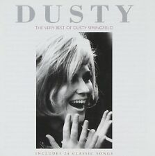 Dusty Springfield Very Best Of CD NEW SEALED I Only Want To Be With You+