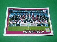 N°47 Aston Villa Team England Merlin Premier League Football 2007-2008 Panini