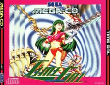 # time Gal-Sega Mega-CD/MCD juego-Top #