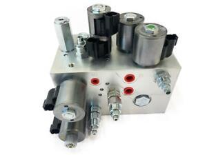 Hydraforce HF57806-10 Hydraulic Manifold Valve Solenoids, Ремонт гидромотора Hydraforce, Ремонт гидронасоса Hydraforce
