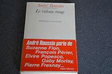 Le rideau rouge de André Roussin  (C2)