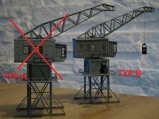 AS projekt 19 - Ladekran Typ: B 1:120, Neu & Ovp. Bausatz
