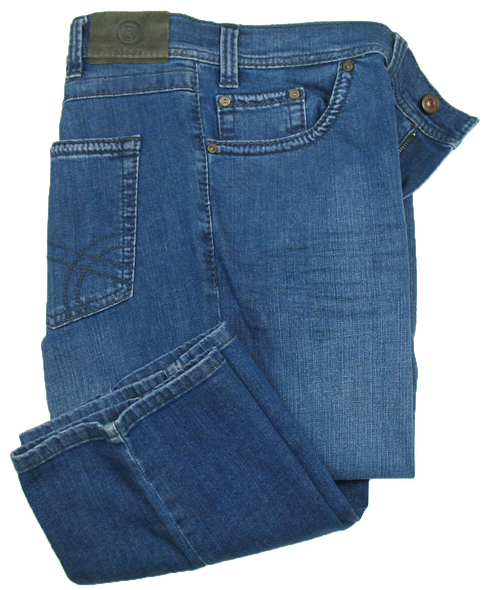 BOGNER Jeans vega-gen (Comfort Fit) blueE TREATED STRETCH