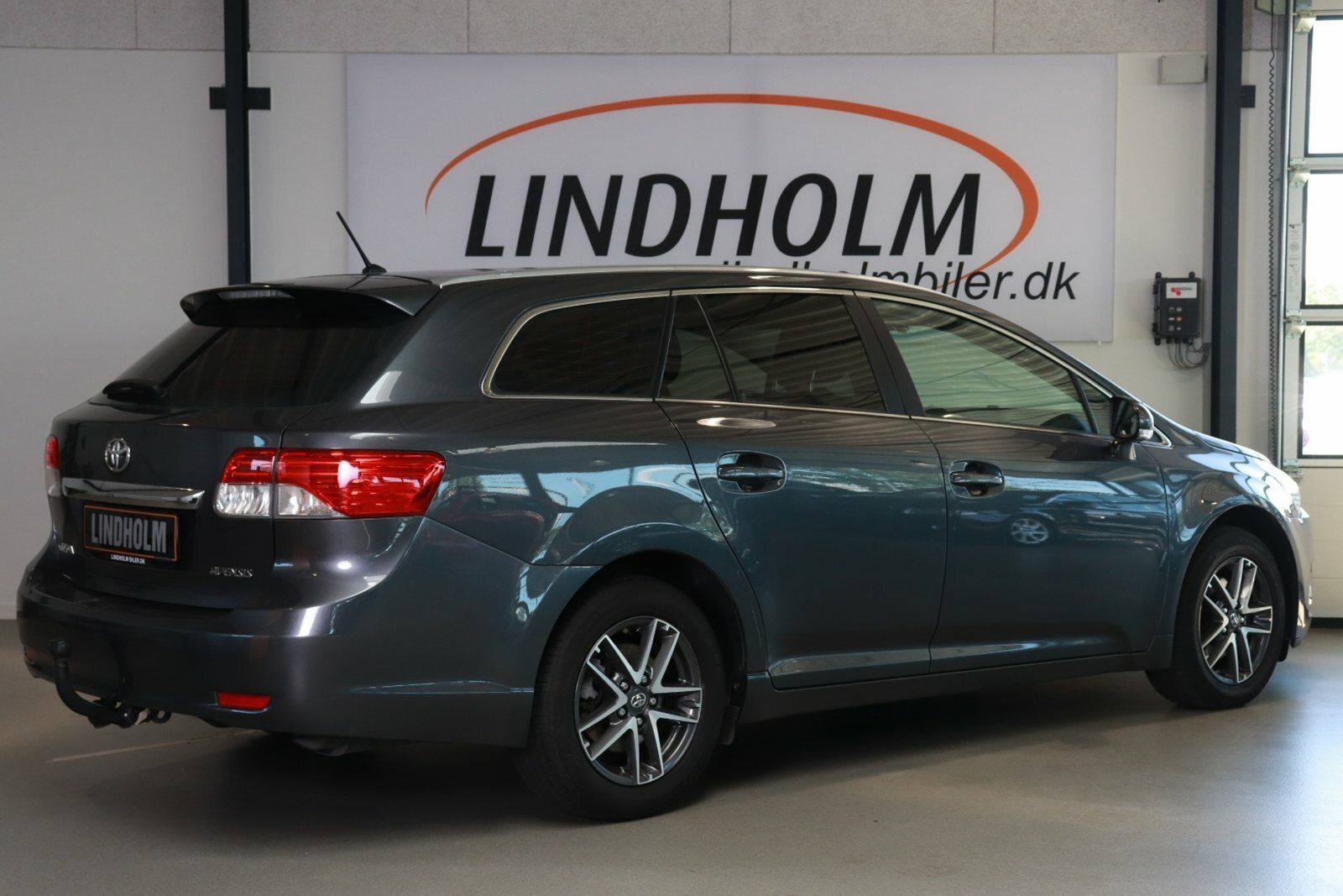 Toyota Avensis VVT-i T2 Touch stc.