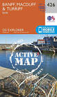 Banff, Macduff and Turriff by Ordnance Survey (Sheet map, folded, 2015)