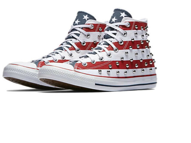Converse Chuck Taylor All Star Studded Americana High Top