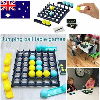 Details about  NEW Bounce Off Toy Play Board Game For Kid Family Fun And Party Toy Xmas Gift AU