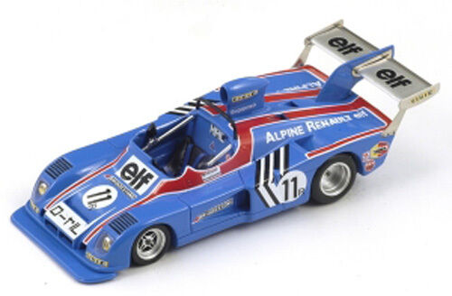 Spark Model 1:43 SJ009 Alpine 441  11 Winner 500Km Fuji 1978 NEW